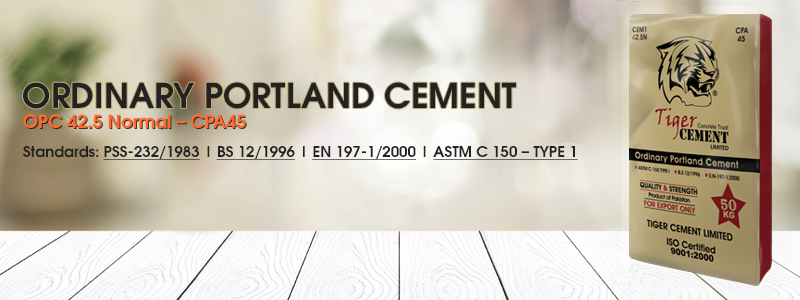 ordinary portland cement from pakistan