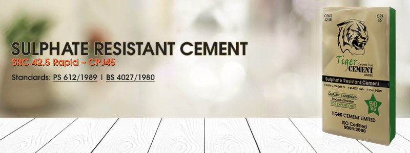 sulphate resistant cement from pakistan
